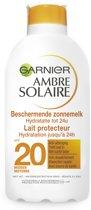 Garnier Ambre Solaire SPF 20 Ultra Hydraterend - 200 ml - Zonnemelk