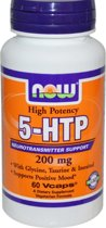 5-HTP, 200 mg (60 Vcaps) - Now Foods