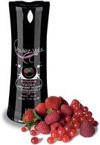 Voulez-Vous...  Siliconen Rode Vrucht - 30 ml - Glijmiddel