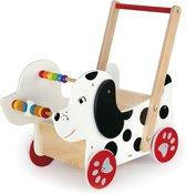 Duw en Loopwagen - Hond