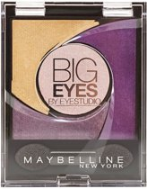 Maybelline Big Eyes - 05 Luminous Purple - Paars - Oogschaduw
