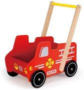Duw en Loopwagen - Brandweer