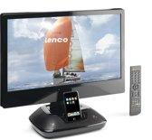 Lenco TFT-2277 - Lcd-tv met dockingstation - 22 inch - HD-ready - Zwart
