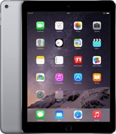 Apple iPad Air 2 Zwart/Grijs - 64GB versie