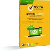 Norton Security 2.0 2015 - Nederlands / 1 Gebruiker / 1 Apparaat / 1 Jaar / Productcode zonder DVD