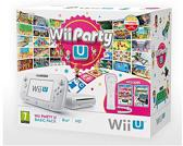 Nintendo Wii U 8GB Basic Bundel Wit + Wii Party U + NintendoLand + 1 Wii U Gamepad Controller