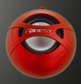DBest Minispeaker met MP3 speler