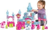 First Builders Lil' Princess Crystal Princess Castle