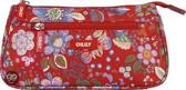 Oilily Winter Blossom Basic Cosmeticbag Scarl