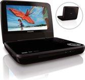 Philips PD7001B/12 - Portable DVD-speler - 7 inch - Zwart