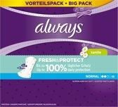 Always Kamille Normal Voordeelpak - 58 - Inlegkruisjes