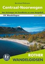 Rother wandelgids Centraal-Noorwegen
