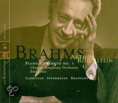 The Rubinstein Collection Vol 34 - Brahms: Piano Concerto no 1 etc