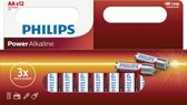 Philips LR6BP12 - AA batterijen - 12 stuks