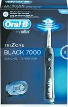 Oral-B Elektrische Tandenborstel TriZone 7000 Black met SmartGuide