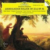 Brahms: Liebeslieder-Walzer, etc / Engel, Sawallisch, et al