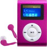 Difrnce MP855 - MP3 -speler - 4 GB - Roze