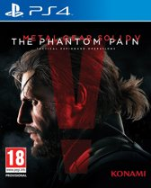 Metal Gear Solid V: The Phantom Pain - Day One Edition - PS4