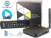 MINIX® NEO X8 Plus + A2Lite Flymouse met officiele HardwareGuru MINIX update dashbord Xbmc/Kodi software voor Logiwijk