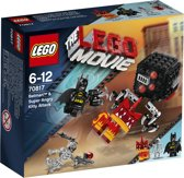 LEGO Movie Batman & Super Angry Kitty Aanval - 70817