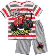 Disney Cars T-shirt en korte broek grijs