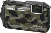 Nikon COOLPIX AW120 - Camouflage