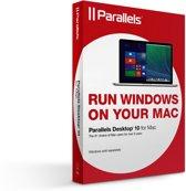 Parallels Desktop 10.0  - Engels / Mac / DVD