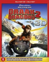 How to train your dragon 2 (Hoe tem je een draak 2) (3D Blu-ray)