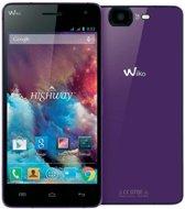 Wiko smartphone Highway - Violet