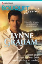 Lynne Graham Special: Dubbel geluk / De trots van een Griek / Meedogenloos en machtig