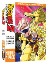 Dragonball Z Movie Collection Three (Movies 10-13)