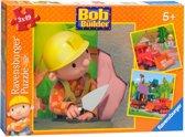 Ravensburger 3 in 1 Puzzel - Bob Bouwt een Huis