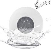 Bluetooth Waterpoof Douche speaker - Mp3 - Muziek - Afspelen - onder de Douche - Wit