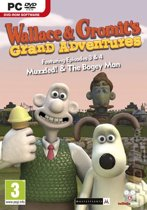 Wallace _ Gromit´s grand adventure