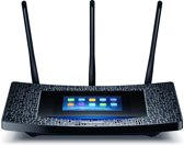 TP-LINK Touch P5 AC1900 Touch Screen Wi-Fi Gigabit Router - 600 + 1300Mbps