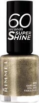 Rimmel London 60 seconds supershine nailpolish - 510 Darling, You Are Fabulous! - Nagellak