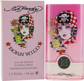 Ed Hardy Born Wild for Women - 50 ml - Eau de parfum