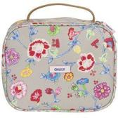 Oilily Classic Ivy Groot Make-Up Case Caffe Latte