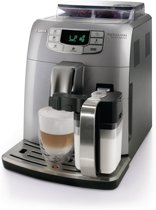 Saeco Intelia HD8753/95 - Volautomaat espressomachine - Zilver