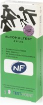 Test-Point Alcohol Test (2 stuks)