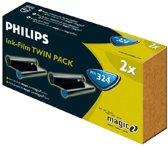 Philips PFA324 inktfilmrol - Zwart