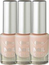 Etos Nailpolish 002 - French Kiss - Rood - 3 stuks - Nagellak