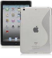 S-Shape Wave TPU Case iPad Mini Transparant