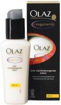 Olaz Regenerist Regenererende UV-lotion SPF 15 - 75ml - Dagcrème