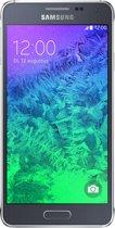 Samsung Galaxy Alpha (G850) - Zwart