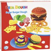 Crea Dough Super Burger