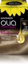 Garnier Olia 7.9 - Licht Brons - haarkleuring