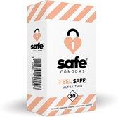 Feel Safe Ultra-Thin - 10 stuks - Condooms