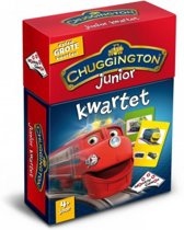 Spel Chuggington Junior Kwartet