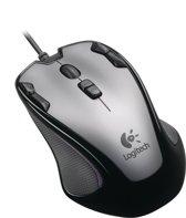 Logitech G300 Wired Optical Gaming Muis - Zwart (PC)